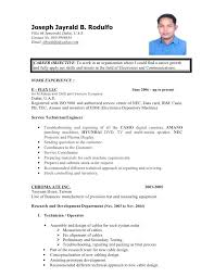 Interesting Sample Objectives In Resume For Call Center Agent 67 On Resume  Sample with Sample Objectives In Resume For Call Center Agent