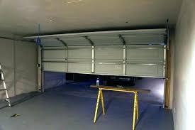 garage door openers installed how much does garage door opener installation cost sears garage door opener
