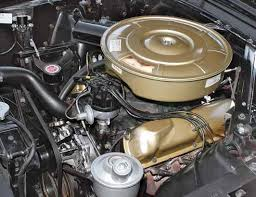 techtips ford small block general data and specifications 289 4v v 8 regular fuel gold over black in a 19641⁄2 mustang timing cover oil filler