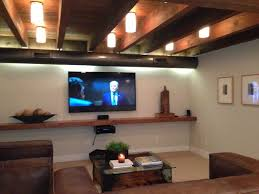 Design My Basement Mesmerizing 48 Stunning Basement Ceiling Ideas Are Completely Overrated