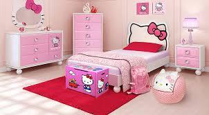 Hello Kitty Bedrooms