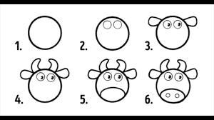 Disegni Animali Facili Da Disegnare Per Bambini Youtube