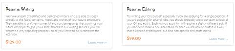 Careers Booster Resume Reviews Is The Service Good