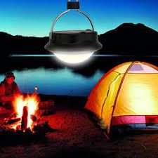16 Led Portable Lanterns Magnet Led Light Tent Lamp With Hook Night