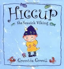 hiccup the seasick viking cressida cowell 9780531302781 amazon books