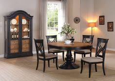 emerald home brighton black cashew oval dining table dining tables at hayneedle