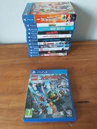 LEGO The Ninjago Movie VideoGame PS4 Like New in WA7 Lodge für 12,00 £ zum  Verkauf