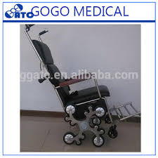 stair electric chair. Electric Stair Climbing Wheelchair For Sale With Four Big Wheels Stairs Climber Chair