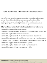 Office Administration Resume Samples Essay Essay Examples They Be In A Frimis Write Good Papers