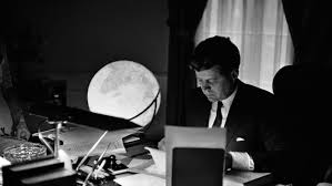 john f kennedy oval office. President John F. Kennedy At Work In The Oval Office 1962. Credit: George Tames/The New York Times F