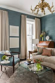 This beautiful blue grasscloth wallpaper does just that, and gives an extra  layer of sophistication to this already stylish ...