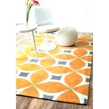 burnt orange rug rugs for living room contour bath area white