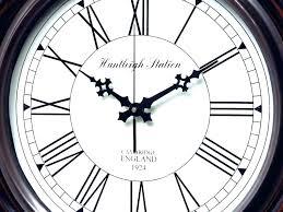 quiet sweep wall clock quiet wall clock target silent sweep clocks seiko silent sweep wall clock
