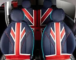 mini cooper leather car seat covers