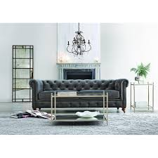 Living Room Furniture Sofas Gray Home Decorators Collection Living Room Furniture