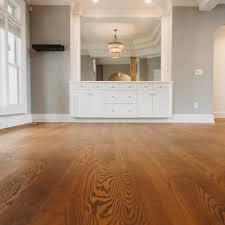hardwood floor refinishing project in mooresville nc
