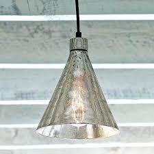 mercury glass pendant. Mercury Glass Pendant Lights For Motivate Blue . I