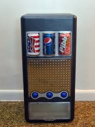 Masking Tape Vending Machine Amazing Redone Personal Vending Machine For Barley Soda And High Fructose