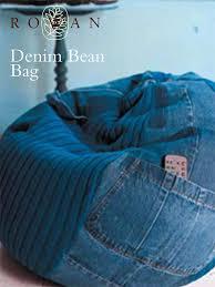 knitted bean bag cover bean bag pattern knit rowan cable knit bean bag chair