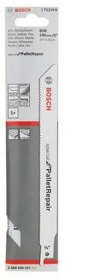 <b>Пильное полотно</b> по дереву S 722 VFR (<b>190 мм</b>; 5 шт.) <b>Bosch</b> ...
