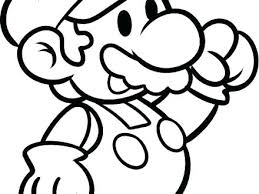 Mario Luigi Coloring Pages Camelliacottageinfo