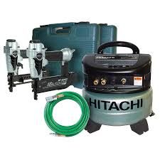 hitachi pancake air compressor. hitachi 6-gallon portable 145-psi electric pancake air compressor