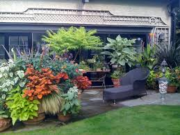 Small Picture Garden Container Choices