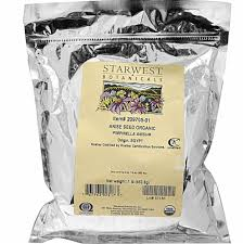 Starwest Botanicals Organic Anise Seed, 1 lb - Mariano's