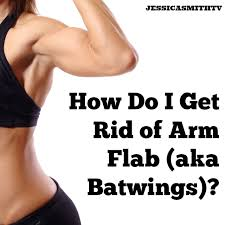 arm flab arm fat batwings triceps body fat weight loss