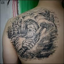Runy Tetování Starých Slovanů Tattoo Rusko
