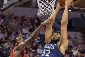 Minnesota Timberwolves Depth Chart December 6 Oklahoma City Thunder Vs Minnesota Timberwolves