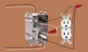similiar basic outlet wiring keywords 110 electrical outlet wiring diagram furthermore piggy back wiring