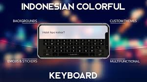 Indonesian Keyboard English Ind Smart Keyboard For Android Apk