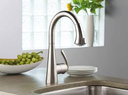 Kitchen Faucet Cool Contemporary Kitchen Faucets Stainless Steel