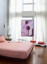 Pretty Bedroom For Small Rooms Small Space Ideas For The Bedroom And Home Office Hgtv