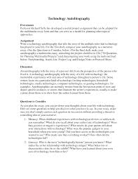 best photos of template of biography personal biography sample  autobiography essay template