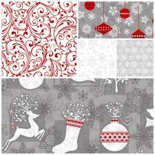 Christmas Quilt Fabric. Holiday Frost collection   Seasonal ... & Christmas Quilt Fabric. Holiday Frost collection Adamdwight.com