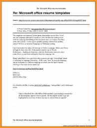 Microsoft Publisher Resume Templates Bio Letter Format Free O