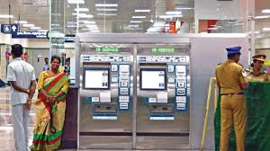 Metro Ticket Vending Machines Enchanting Commuters Love Taking First Ride In New Chennai Metro Services