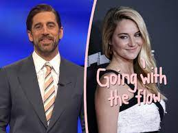 Shailene Woodley & Aaron Rodgers Are In ...