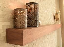 building a fireplace mantel floating shelf you