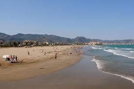 Resultado de imagen de playa del Gurugú