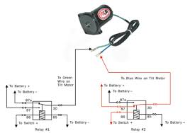 boat repair forum marine tilt trim motor tech tips v motor running in the down direction when the tilt trim switch