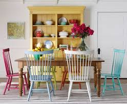 stylish multi colored dining room chairs playmaxlgc colorful dining room chairs decor
