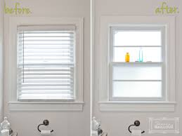 bathroom window designs. Bathroom Window Designs Lovely Vinyl Blinds Shades Frosted Glass I