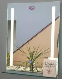 Sofia Medicine Cabinet Eli2430 Led Lighted Mirrors With Touch Sensor Eli2430