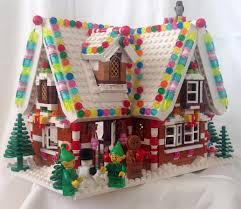 Lego Full House Lego Ideas Holiday Gingerbread House