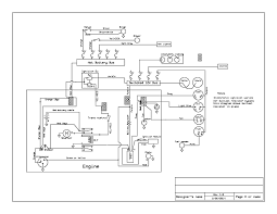 generic wiring diagram i ve just attached an updated diagram the previous one makes the starter solenoid self latching not a good thing the new one reflects how i ve wired my