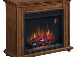 full image for electric fireplace logs ideas oak infrared rolling fireplaces duraflame remote reviews