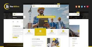 Professional Website Templates Custom Professional Corporate HTML Website Templates From ThemeForest